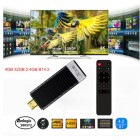 ANDROID TV STICK X96 X96S 4K, 4GB RAM, 32GB ROM, Wi-Fi, BLUETOOTH