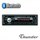 Авто Радио Thunder TUSB-007BT, Bluetooth, USB, SD, AUX, FM радио, 4x20W