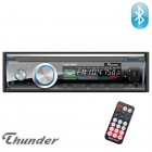 Авто Радио Thunder TUSB-309BT, Bluetooth, USB, SD, AUX, FM радио, 4x45W