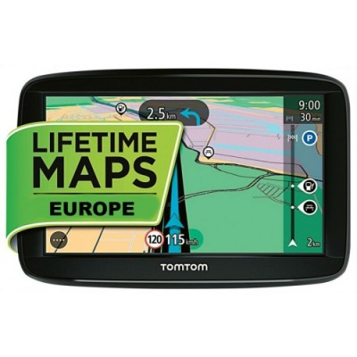 TOMTOM VIA 53 EU LIFETIME UPDATE WI-FI