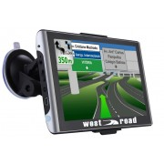 GPS НАВИГАЦИЯ WEST ROAD WR-7084S HD EU 800 MHZ