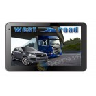 GPS НАВИГАЦИЯ WEST ROAD WR-S7256 HD EU 800 MHZ 256 RAM 8GB ЗА КАМИОН