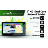 DIVA PREMIUM DUAL CORE HD ANDROID TABLET